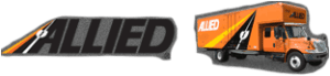 Allied Logo and Van