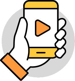 Video Survey Icon