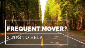Excel Moving - Frequent Mover Tips