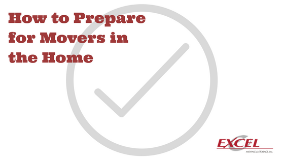 How to Prepare for Movers in the Home