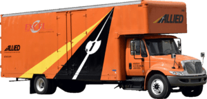 Excel Moving Allied Truck