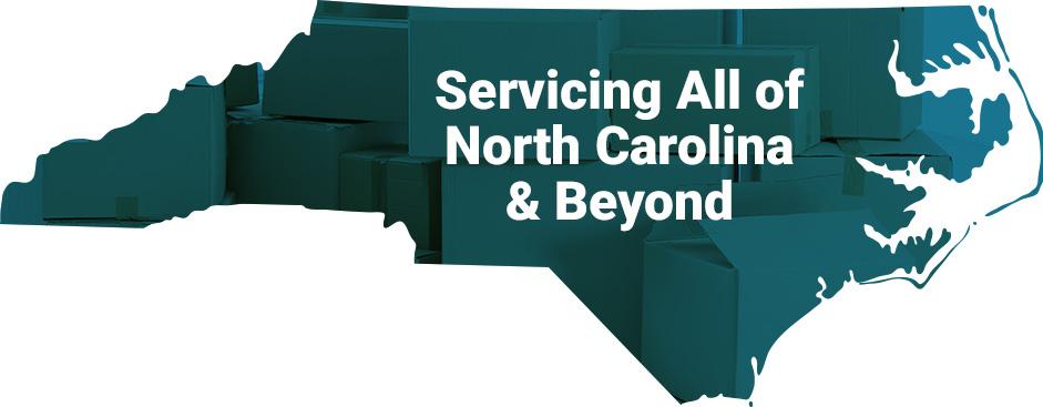 Excel Moving - Servicing all of North Carolina