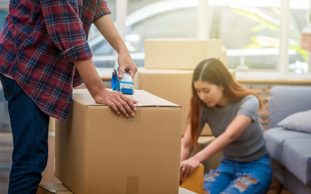5 Packing Tips for an Easy Move
