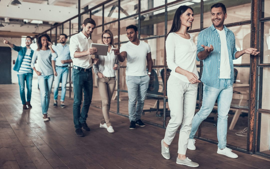 2019 Group Moving Guide: How to Effectively Plan for an Office Move