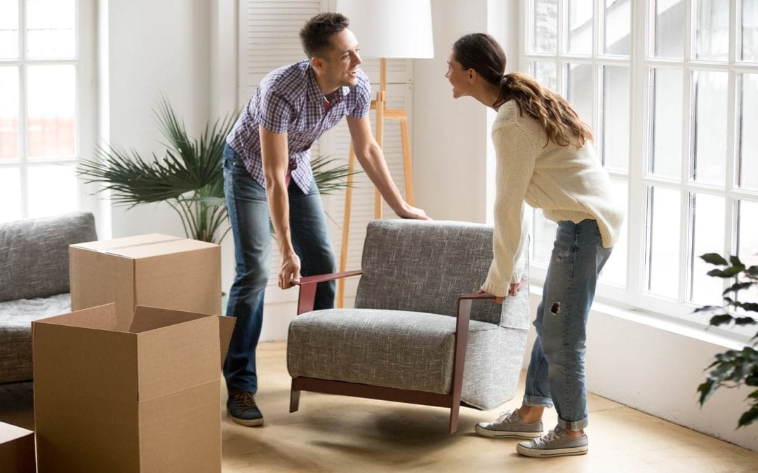 Making Your Possessions Work in a New Home